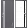 Дверь входная Металюкс MILANO М1303/1
