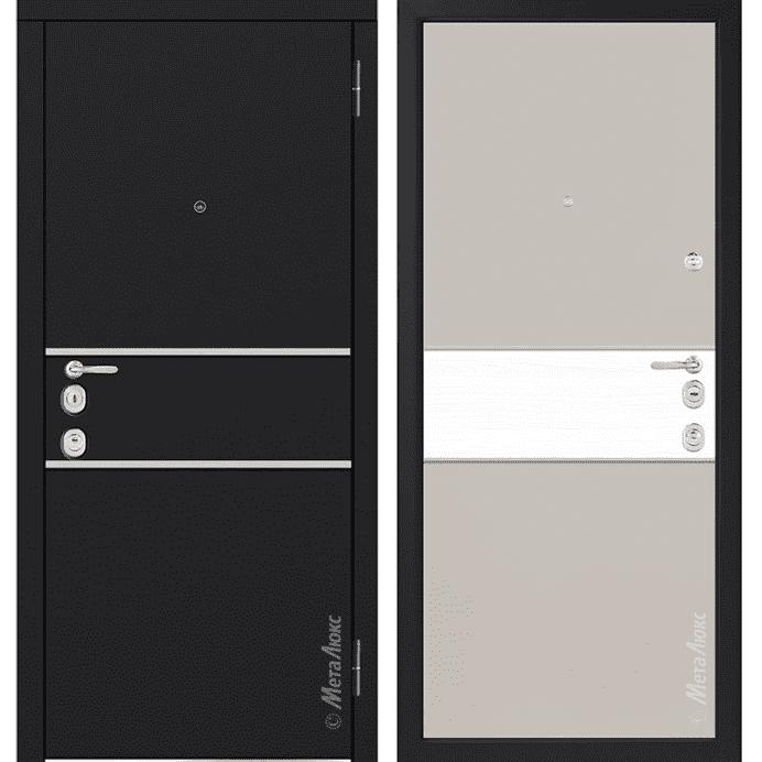 Дверь входная Металюкс MILANO М1402/4