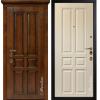 Дверь входная Металюкс ArtWood М1701/15