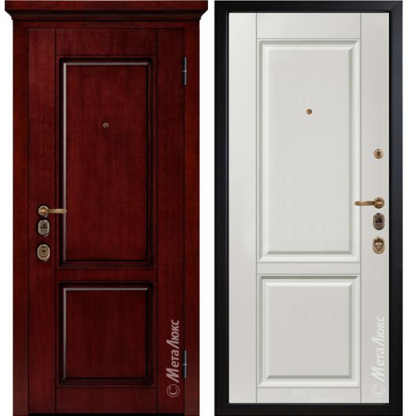 Дверь входная Металюкс ArtWood М1706/4 е2