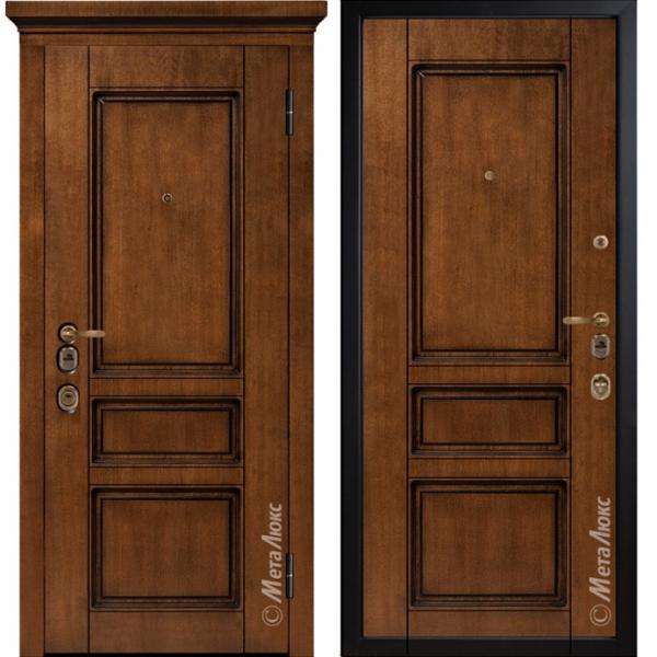 Дверь входная Металюкс ArtWood М1707/9