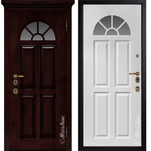 Дверь входная Металюкс ArtWood М1708/1 е2