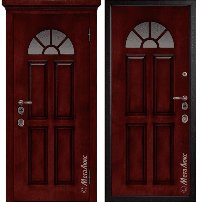 Дверь входная Металюкс ArtWood М1708/10