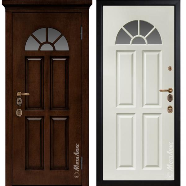 Дверь входная Металюкс ArtWood М1708/6 е2