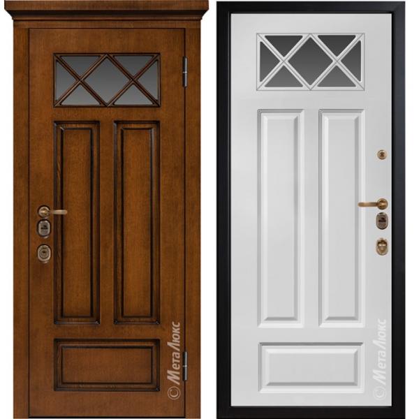 Дверь входная Металюкс ArtWood М1709/3 е2