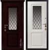 Дверь входная Металюкс ArtWood М1710/4 е2