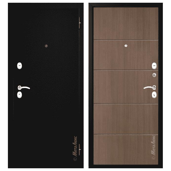Дверь входная Металюкс. Коллекция Стандарт М250/1