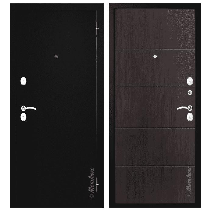Дверь входная Металюкс. Коллекция Стандарт М250