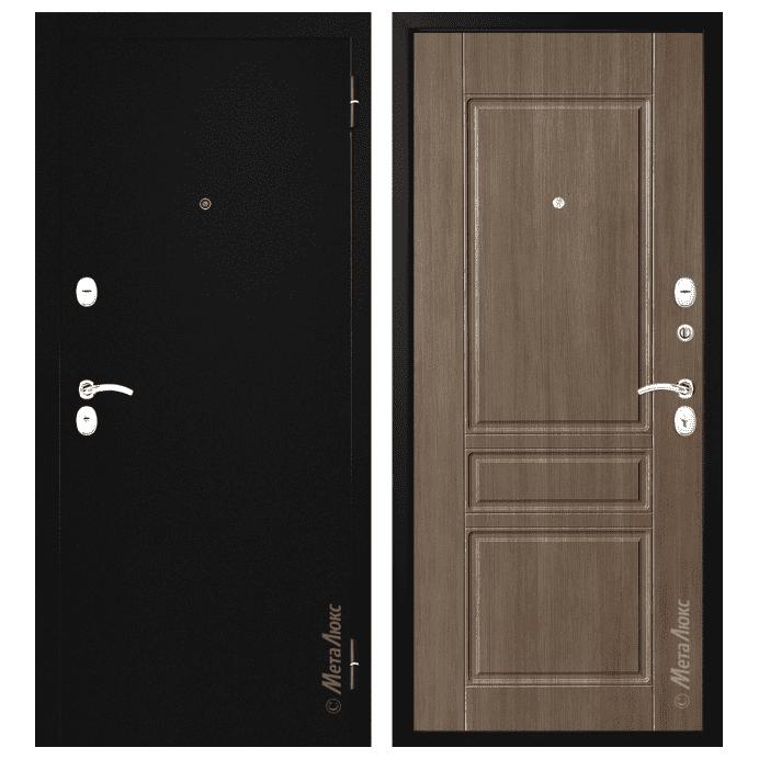 Дверь входная Металюкс. Коллекция Стандарт М251/1