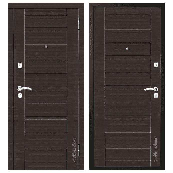 Дверь входная Металюкс. Коллекция Стандарт М300