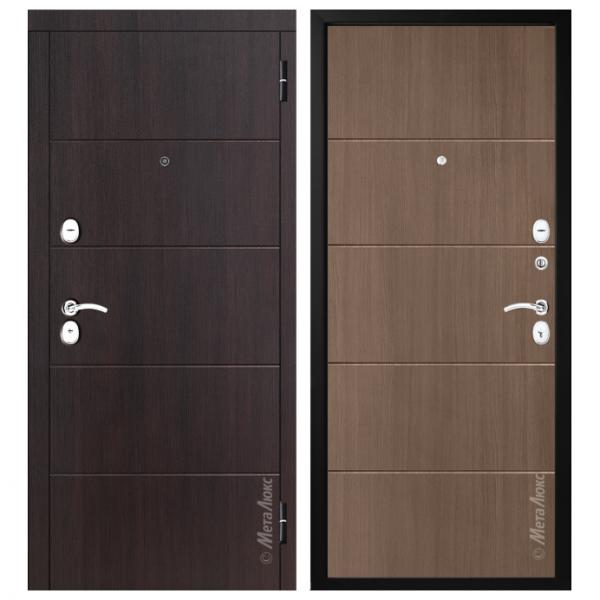 Дверь входная Металюкс. Коллекция Стандарт М315/1