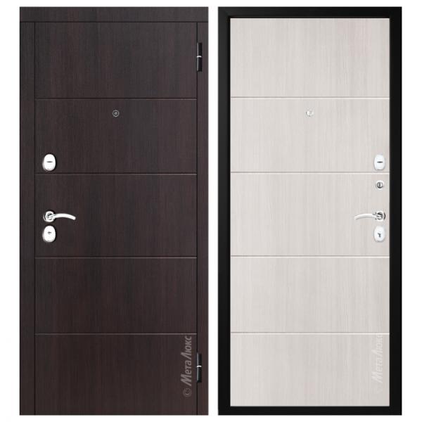 Дверь входная Металюкс. Коллекция Стандарт М315/2