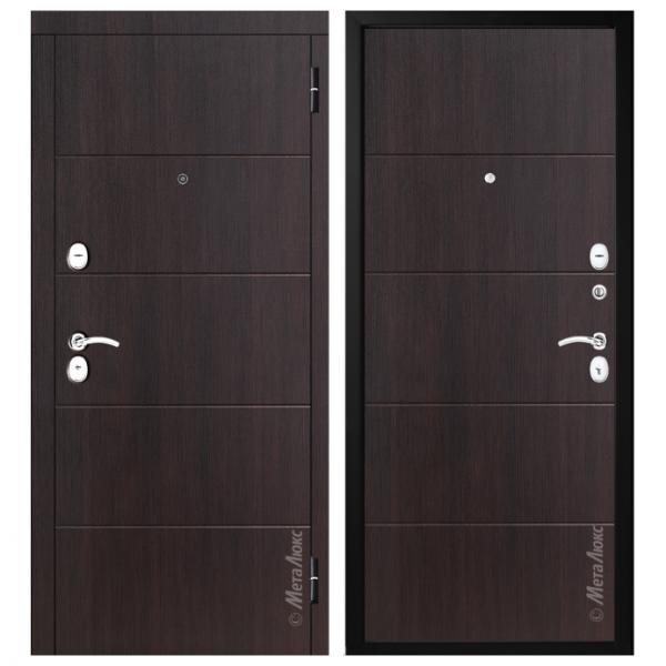 Дверь входная Металюкс. Коллекция Стандарт М315