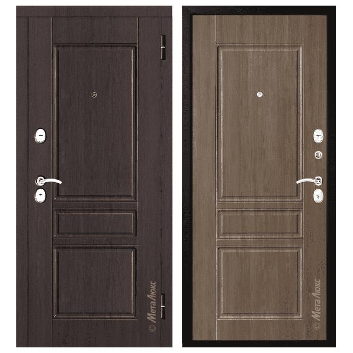 Дверь входная Металюкс. Коллекция Стандарт М316/1