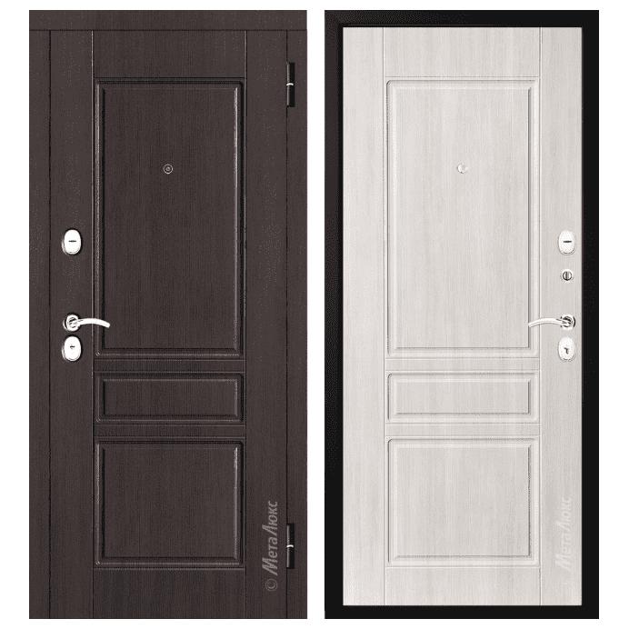 Дверь входная Металюкс. Коллекция Стандарт М316/2