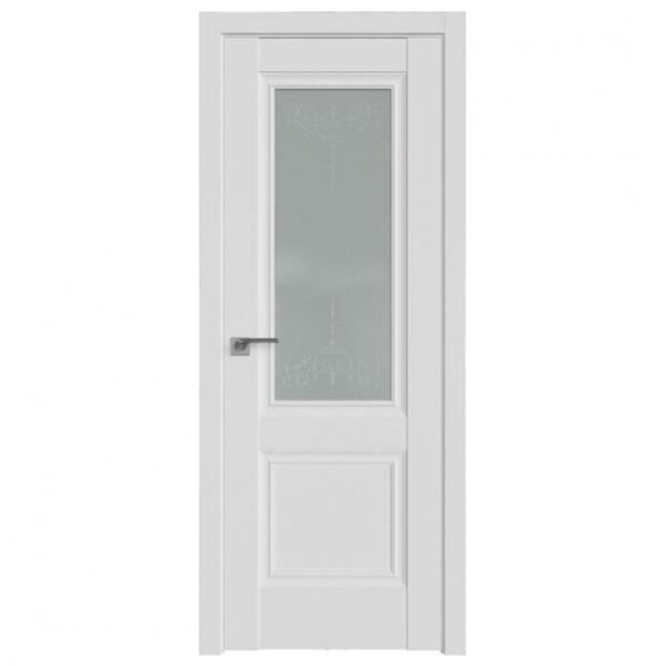 Межкомнатная дверь Экошпон PROFILDOORS Классика 2.37U. Аляска
