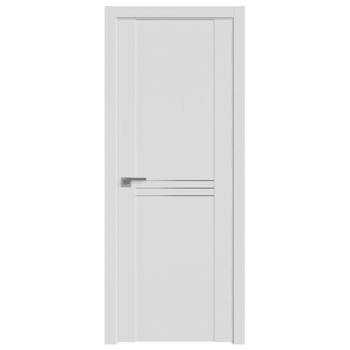 Межкомнатная дверь Экошпон PROFILDOORS Модерн 150U. Аляска