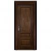 Межкомнатная дверь Массив дуба Аристократ 1 ДГ. Античный орех