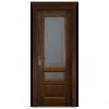 Межкомнатная дверь Массив дуба Аристократ 3. Античный орех