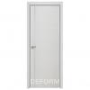 Межкомнатная дверь Экошпон Deform H14. Дуб французский сильвер