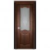 Межкомнатная дверь Массив сосны Ферара 2. Античный Орех