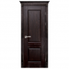 Межкомнатная дверь Массив дуба Классик 1. Венге