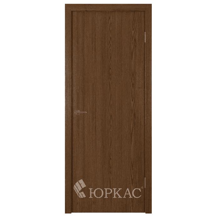 Межкомнатная дверь Экошпон Лайт модель ДПГ. Корица