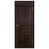 Межкомнатная дверь Массив сосны модель 16 ДГ. Темный лак