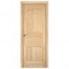 Межкомнатная дверь Массив сосны модель 16 ДГ. Неокрашенный