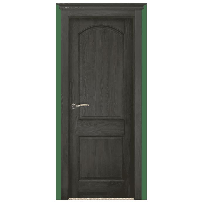 Межкомнатная дверь Массив сосны Осло 2. Грис