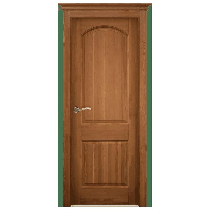 Межкомнатная дверь Массив сосны Осло. Мёд