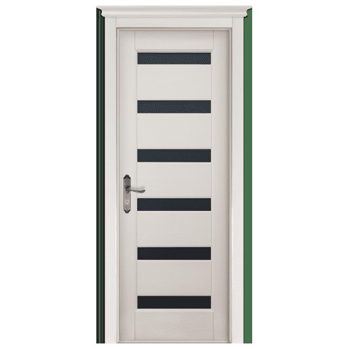 Межкомнатная дверь Массив сосны Палермо. Слоновая кость