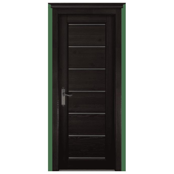 Межкомнатная дверь Массив сосны Премьер Плюс. Венге