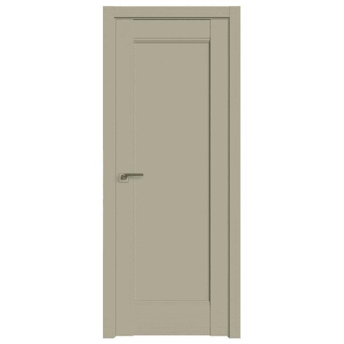 Межкомнатная дверь ProfilDoors 106u Классика. Шеллгрей