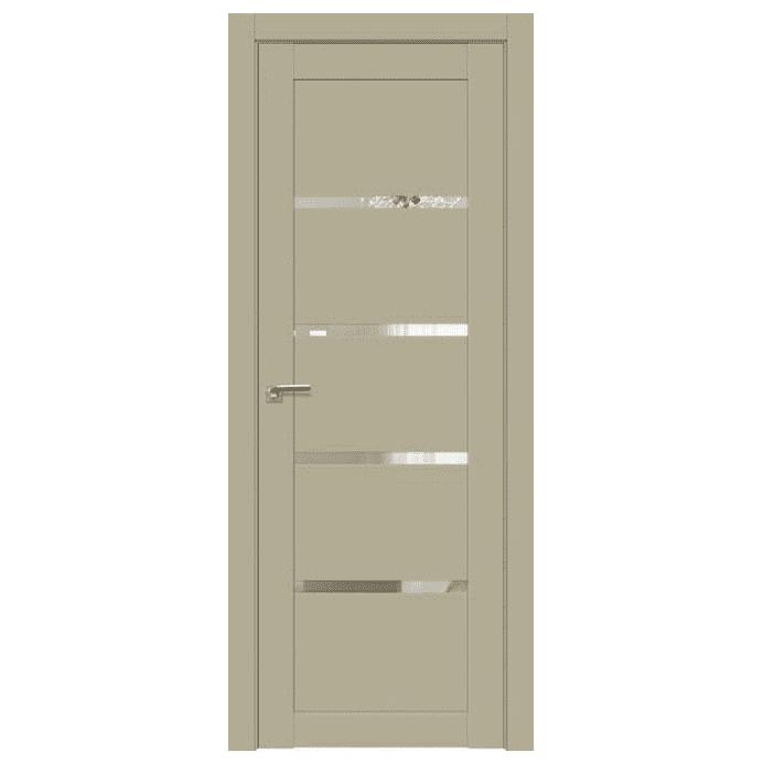 Межкомнатная дверь ProfilDoors 2.09U Модерн. Шеллгрей