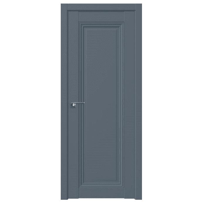 Межкомнатная дверь ProfilDoors 2.100u Классика. Антрацит