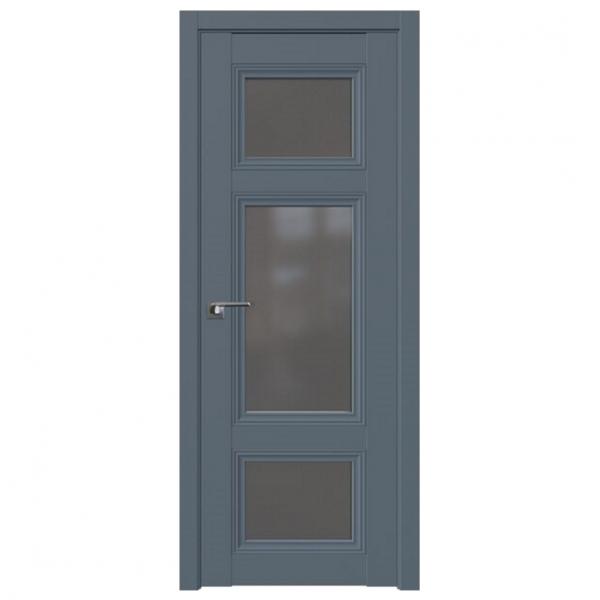 Межкомнатная дверь ProfilDoors 2.105u Классика. Антрацит