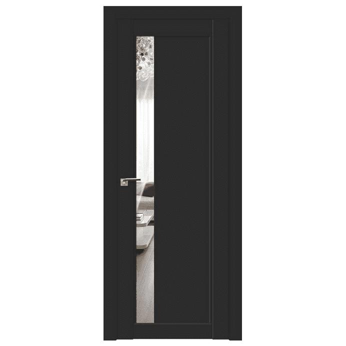 Межкомнатная дверь ProfilDoors 2.71U Модерн. Антрацит
