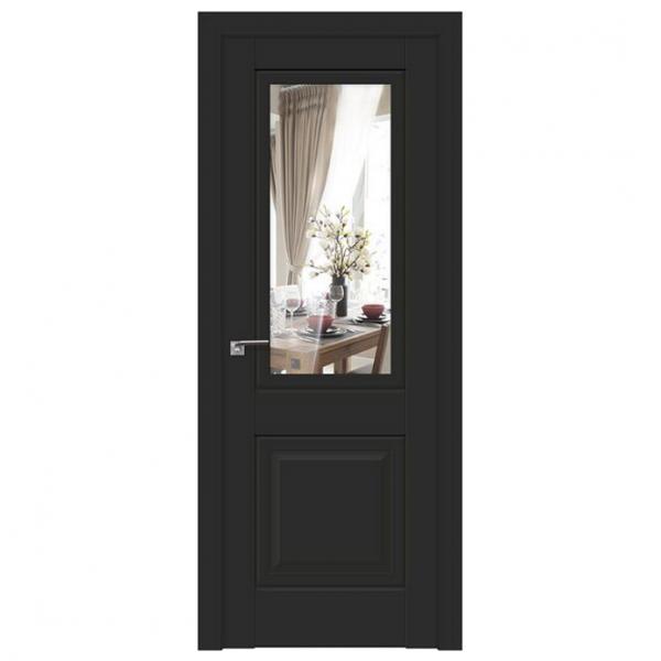 Межкомнатная дверь ProfilDoors 2.88u Классика. Черный матовый
