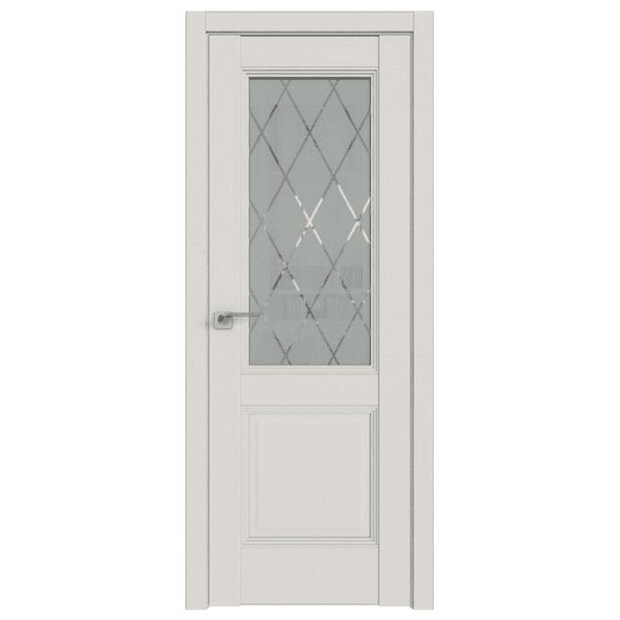 Межкомнатная дверь ProfilDoors 67.2u Классика. Дарквайт