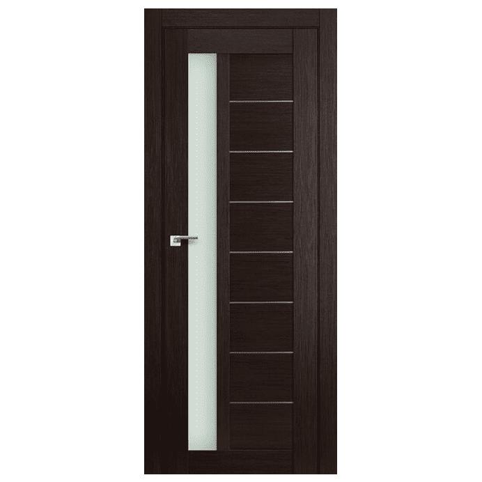 Межкомнатная дверь ProfilDoors 37Х Модерн. Венге мелинга