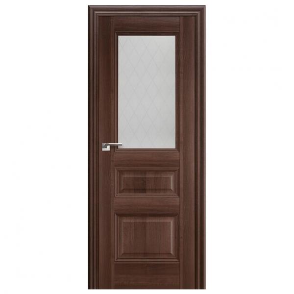 Межкомнатная дверь ProfilDoors 67x Классика. Орех Сиена