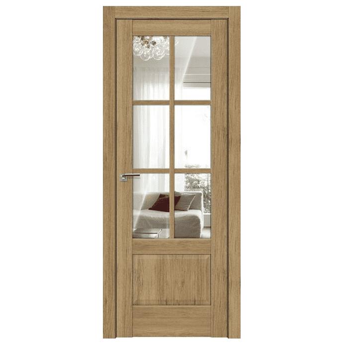 Межкомнатная дверь ProfilDoors 103xn Классика. Дуб Салинас Светлый