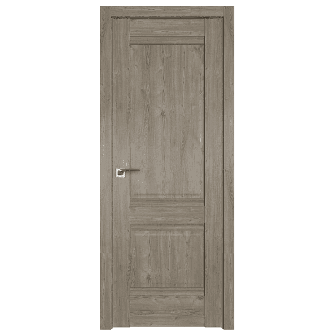 Межкомнатная дверь ProfilDoors 1xn Классика. Каштан темный