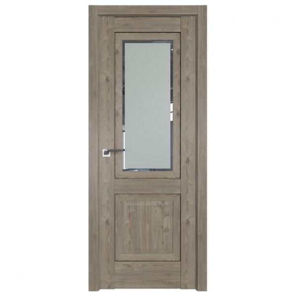 Межкомнатная дверь ProfilDoors 2.88xn Классика. Каштан темный