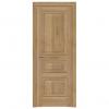 Межкомнатная дверь ProfilDoors 2.93xn Классика. Дуб Салинас Светлый