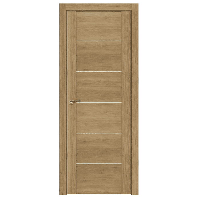Межкомнатная дверь ProfilDoors 99ХN Модерн. Дуб салинас светлый