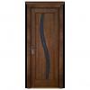 Межкомнатная дверь Массив ольхи Соло. Античный орех