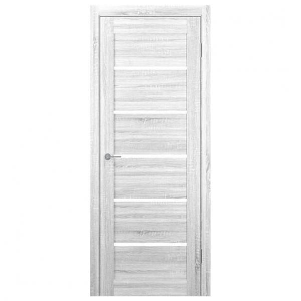 Межкомнатная дверь Экошпон Stark ST1 ДО. Сонома светлый