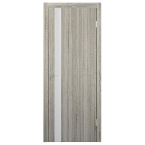 Межкомнатная дверь Экошпон Stark ST14 ДО. Сонома грей